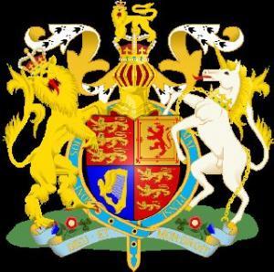 Herb I Flaga Wielkiej Brytanii
